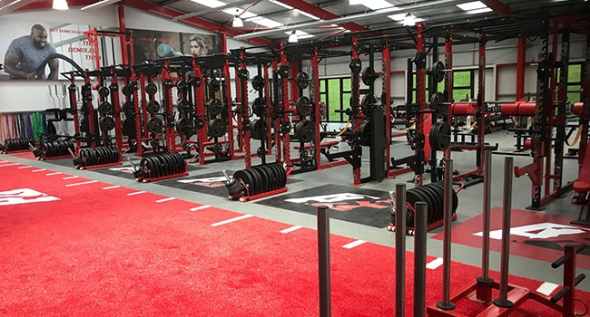 The Athlete Factory Chester | Gym in Chester | Layout