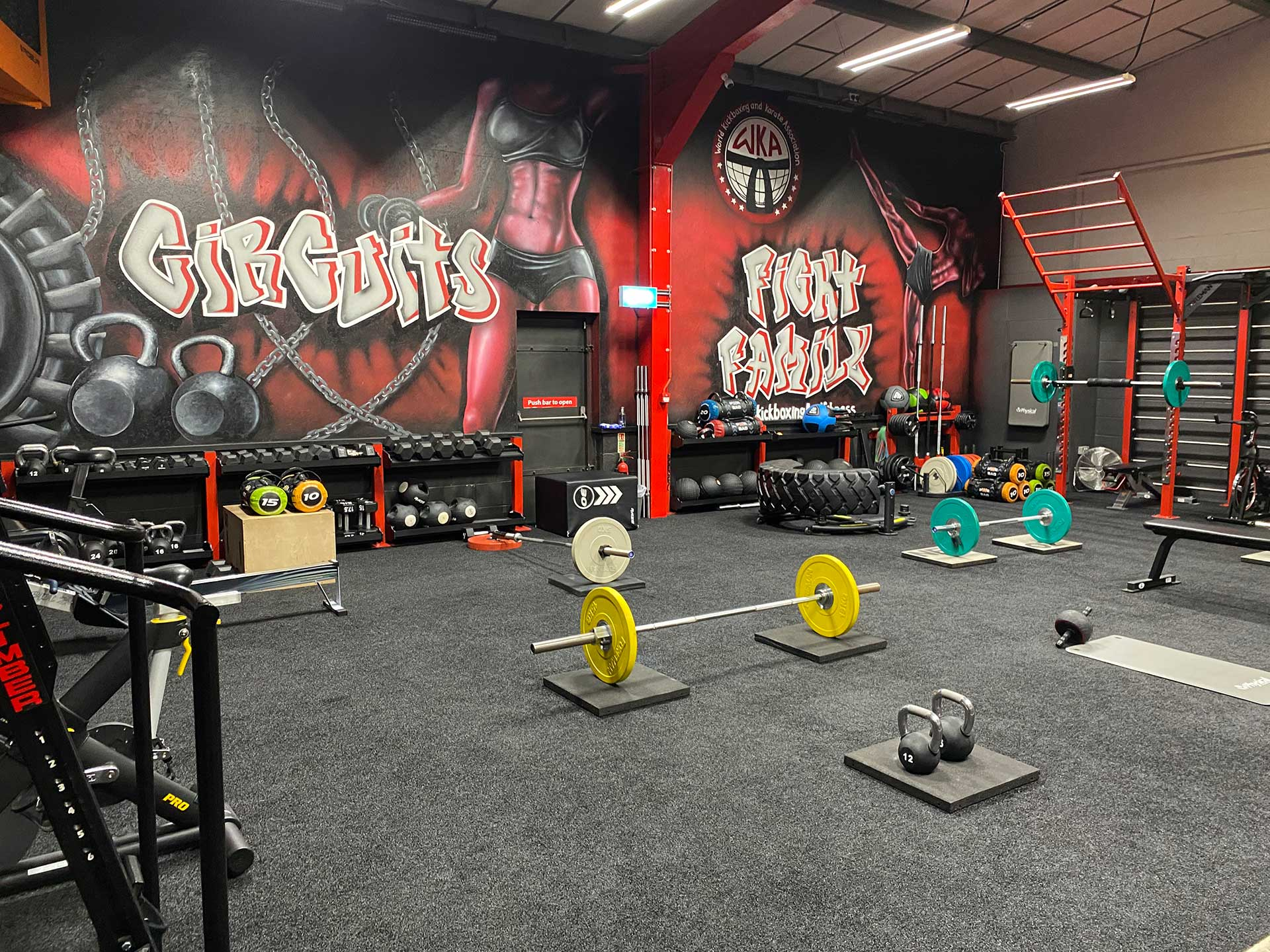 The Athlete Factory Chester | Gym in Chester | Bikes