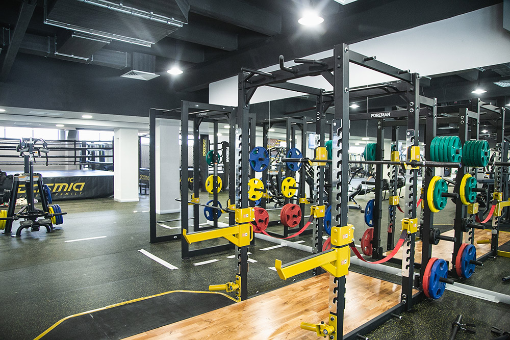 The Athlete Factory Chester   Gym in Chester   Layout