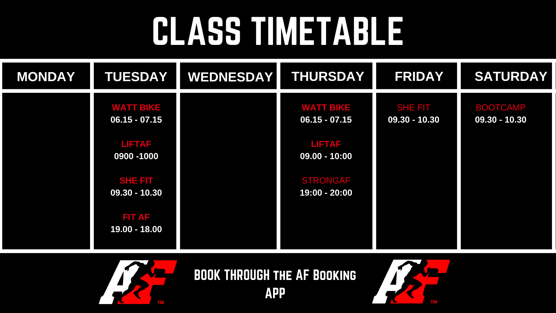 NEW CLASS TIME TABLE 2021